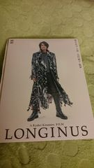 櫻井敦司 主演「LONGINUS」限定DVD/BUCK-TICK