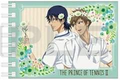 テニスの王子様◆A7リングメモ◆忍足侑士*忍足謙也