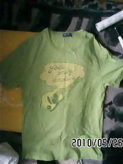 定形外込*ネオンカラーギターイラストビッグTシャツ