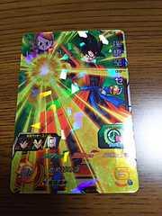スーパードラゴンボールヒーローズSR孫悟空:ゼノSH1-47