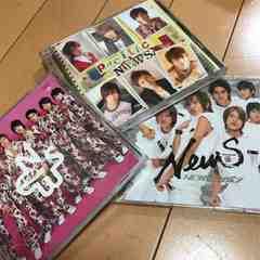 NewS◆CD3枚◆山下智久◆ニュース