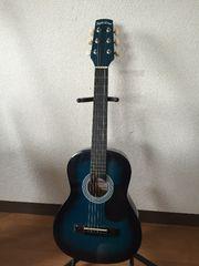 美品  ミニ Sepia  Crue ギター