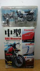 ★中型バイクメモリアル�@★ヤマハRZ350(白)★
