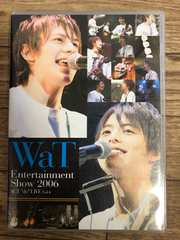 Wat LIVE 2006 DVD 小池 ウエンツ