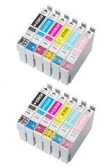 エプソン 互換インク IC6CL50 6色セットICチップ付  (2セット)