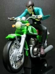 ★ルパン三世★フィギュア&バイク(ルパン)