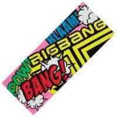 BIGBANG スポーツタオル