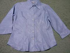11Rサテン調Yシャツ