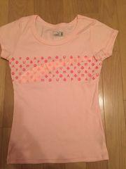 プーマ PUMA ラブリーピンクTシャツ