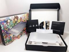 A050★ Wacom BAMBOO COMIC PEN&TOUCH ペンタブレット CTH-461