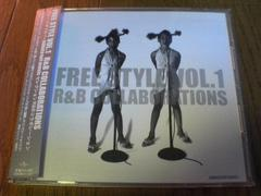 CD FREE STYLE VOL.1 R&B 中田英寿