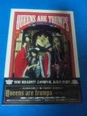 SCANDAL CD+本「QUEENS ARE TRUMPS 切り札はクイーン」スキャンダル