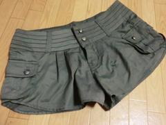 在庫セール★★JIGGYカジュアルミリタリーショートパンツ