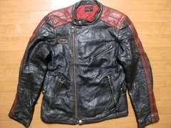 ヴィンテージ 70年代 フランス SEGURA ライダースジャケット