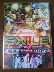 EXILE LIVE TOUR 2007   DVD2枚組