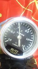 BLITZTURBOブーストメーター機械式ブースト計ブリッツワゴンRムーブラパンタント
