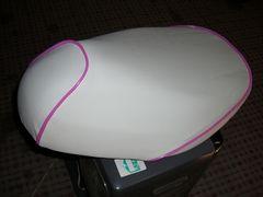 リモコンジョグ SA16J 白・ピンクカバー送料込み