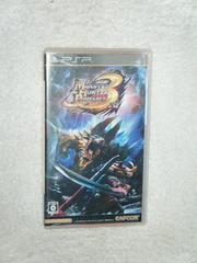 モンスターハンターポータブル3rd(PSP用ソフト)
