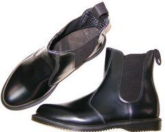 ドクターマーチン チェルシー サイドゴア ブーツ14649001黒 uk8