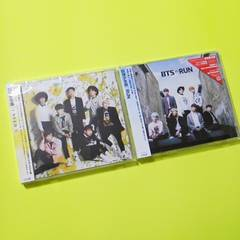 防弾少年団RUN-Japanese ver.<初回盤DVD付き>&I NEED U/SHOP盤