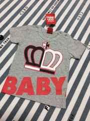 新品 BABY DOLL 半袖Tシャツ 80
