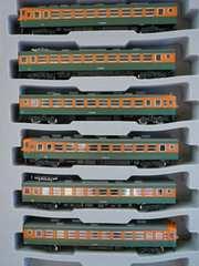 KATO「急行車両6両セット」(67)