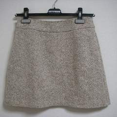 NANASHI ナナシ Mくらい スカート