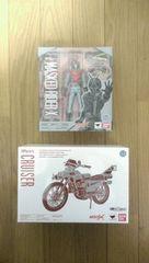 【未開封】S.H.フィギュアーツ 仮面ライダーX & クルーザー セット