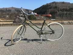 送料込トーキョーバイク ライト クロス ロードバイク 自転車