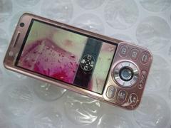 * D905i  * ピンクゴールド☆彡*。.*