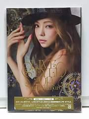 安室奈美恵 LIVE STYLE 2014 初回限定版 未開封DVD