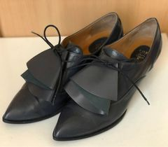 CARNET/カルネ/POE/ポー/レースアップシューズ/パンプス/靴
