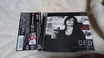 Acid Black Cherry「Q.E.D」DVD+帯付/Janne Da Arc