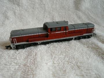 TOMIX「ディーゼル機関車DD51-766(箱なし)」(60)