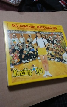久川綾/MARCHING AYA