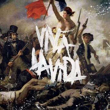 COLDPLAYコールドプレイ 名盤アルバム「Viva La Vida」紙ジャケ仕様