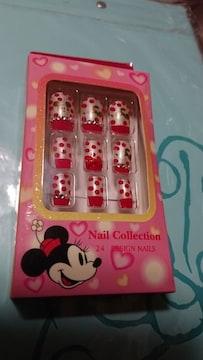 ディズニー・Nail Collection・ミニー・2