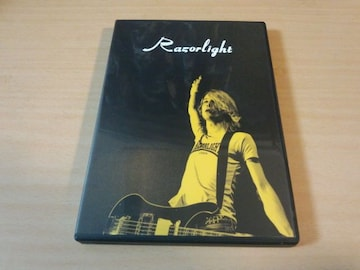 レイザーライトDVD「THIS IS A RAZORLIGHT DVD」●