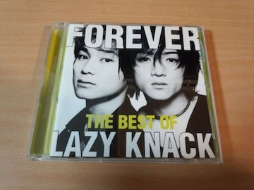 レイジー・ナックCD「FOREVER THE BEST OF LAZY KNACK」
