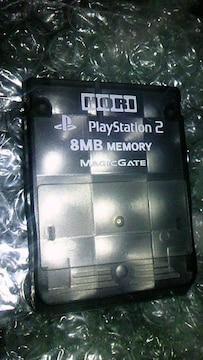 ☆PS2 HORI製品 メモリーカード