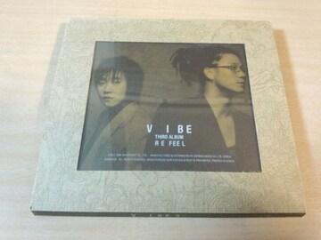 VIBE CD「3集 Re-Feel」韓国K-POP 男性R&Bユニット●