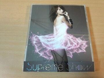 鈴木亜美CD「Supreme Show」中田ヤスタカP DVD付●