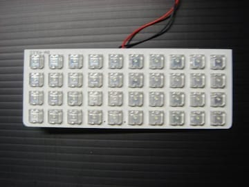 FLUX40連フロントLEDルームランプ MRワゴンMF22 パレットMK21