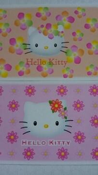 ハローキティ ポストカード 2種類 2枚