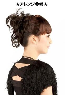 Wigs2you☆WS-5021☆人気★ロープエクステ★お団子
