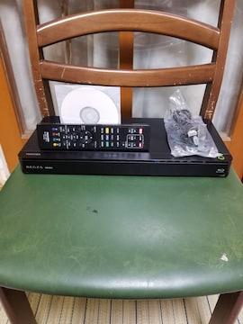 新品同様完動美品!外付HDD可!東芝ブルーレイレコーダDBR-Z420