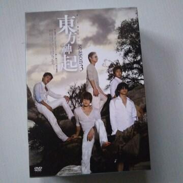 『ALL ABOUT 東方神起 season 3』6DVD・BOX