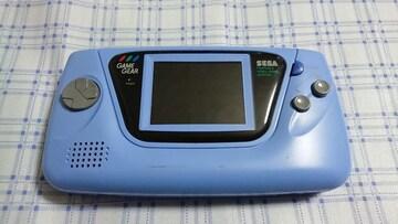 ゲームギア本体(ブルー)