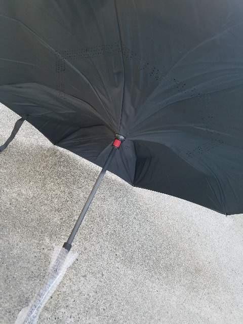 非売品 ピレリー 傘 逆さ折りアンブレラ 新品未使用   < 男性ファッションの