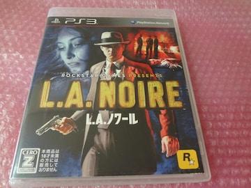 PS3 LAノワール